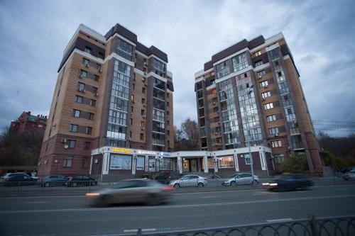 Tihomirnova apartments Улучшенные апартаменты с сауной