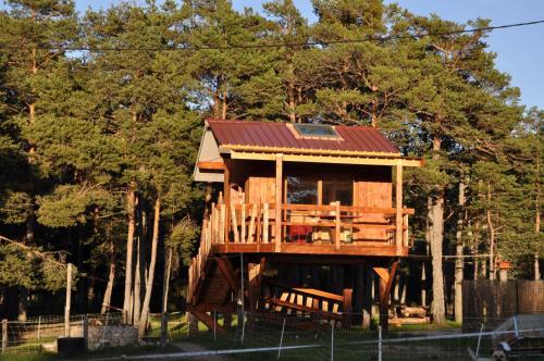 Accommodation in Valderoure