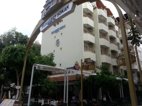 Alanya Mola Hotel yol tarifi