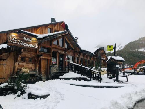 Hotel l'Ecureuil Auron