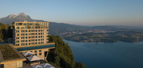 . Bürgenstock Hotels & Resort - Bürgenstock Hotel & Alpine Spa