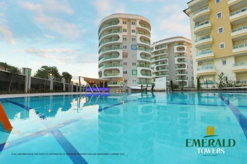 Avsallar Emerald Towers Residence rezervasyon