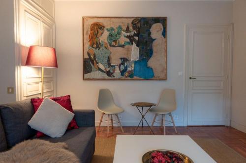 Furnished Apartment near Eiffel Tower photo 43