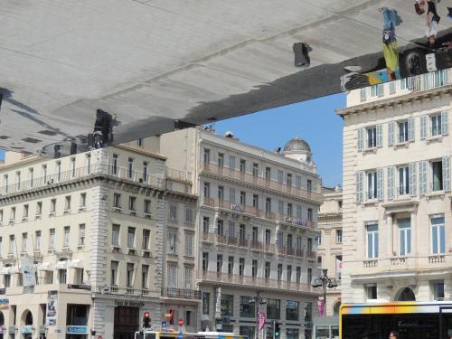 Escale Oceania Marseille Vieux Port - Hôtel - Marseille