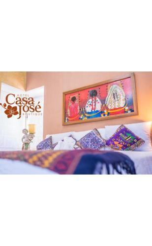 . Hotel Boutique Casa José