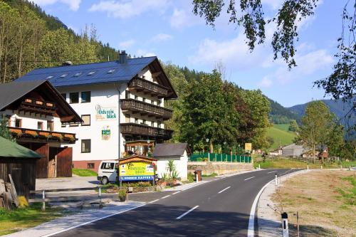 Gasthof - Pension Ödsteinblick - Hotel - Johnsbach