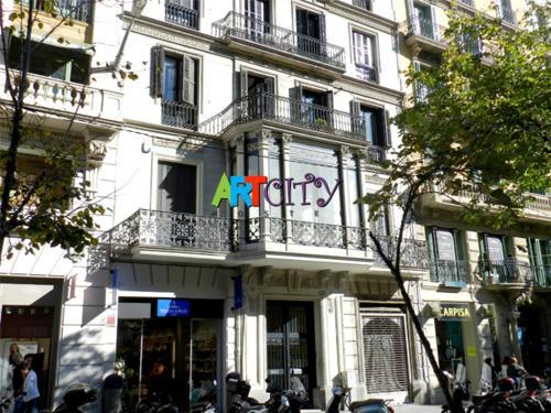 Art City Hostel Barcelona photo 2