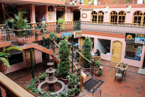 HotelHostal La Posada De La Abuela