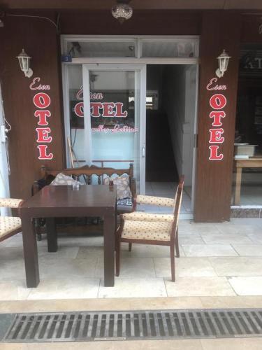 Antalya Esen Otel tatil