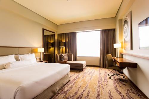 I Hotel Baloi Batam photo 28