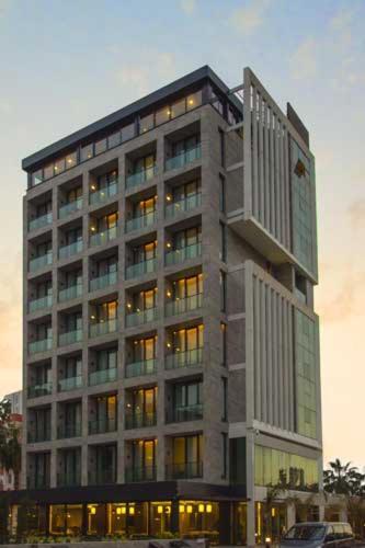 Mersin Ayport Otel odalar