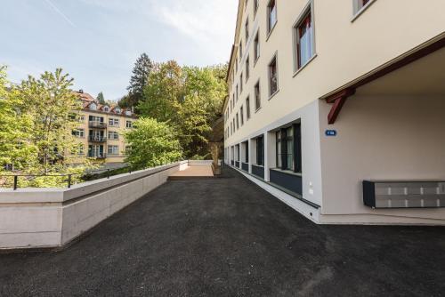 TouchBed City Apartments St.Gallen, 9000 St. Gallen
