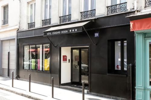 Hotel Standard Design - Hôtel - Paris