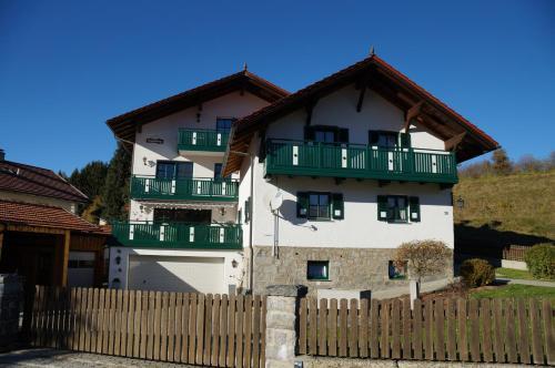 Ferienwohnung Bierl - Apartment - Bodenmais