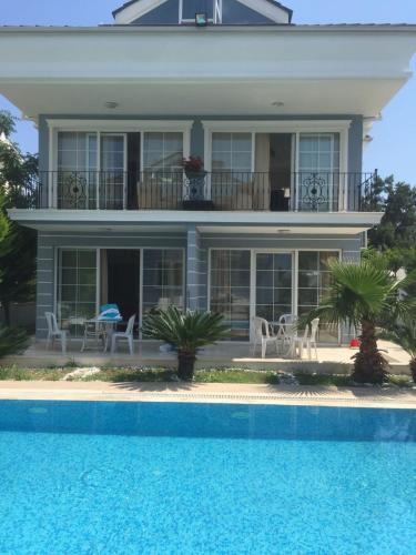 Antalya Blue House Villa-Apart adres