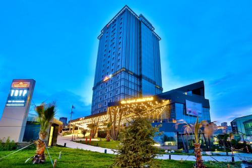 Istanbul Hawthorn Suites by Wyndham Istanbul Airport adres