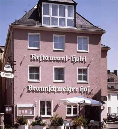 Braunschweiger Hof - Münchberg