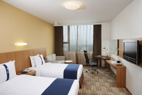 Holiday Inn Express Beijing Minzuyuan photo 14