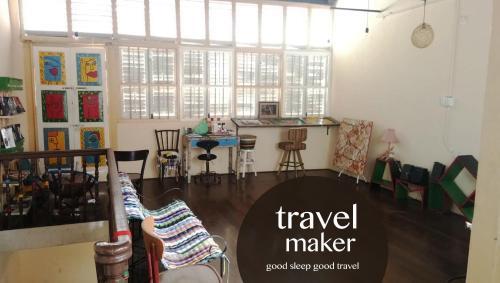 travelmaker, Pulau Penang