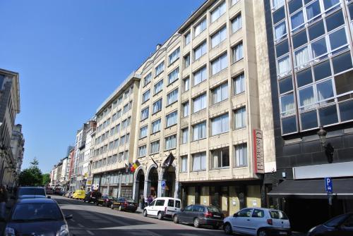 Bedford  & Congress Centre, Pension in Brüssel