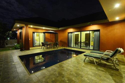 The Eight Residence Pool Villa The Eight Residence Pool Villa
