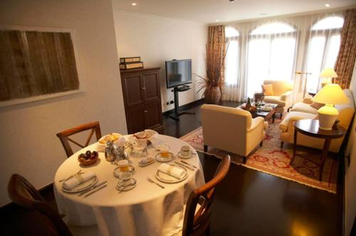 Superior Double Room  with Spa Access Hotel Las Madrigueras Golf Resort & Spa - Adults Only 13