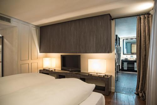 Prestige Doppel- oder Zweibettzimmer Hotel Palacio De Villapanés 12