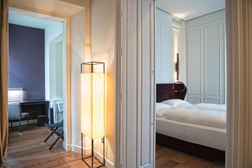 Grand Deluxe Doppel-/Zweibettzimmer Hotel Palacio De Villapanés 10