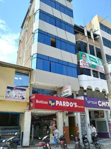 A Hotel Com Hospedaje La Terraza Inn Jaén Peru Precio