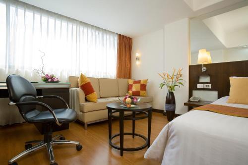 Marvel Hotel Bangkok photo 11