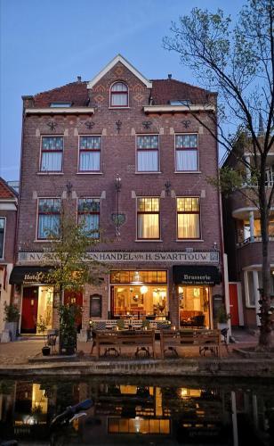 Johannes Vermeer Delft, Pension in Delft
