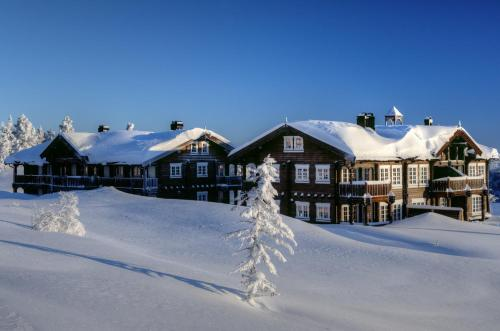 Blefjell Lodge