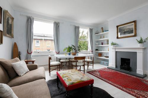 Tranquil 2-bed Flat, 20 Mins From Hyde Park