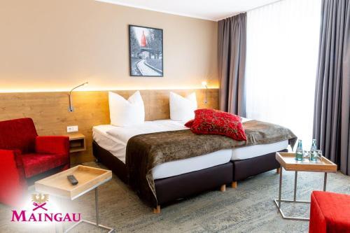 Maingau Hotel impression