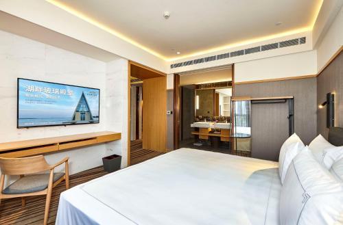 Tongli Lake View Hotel photo 86