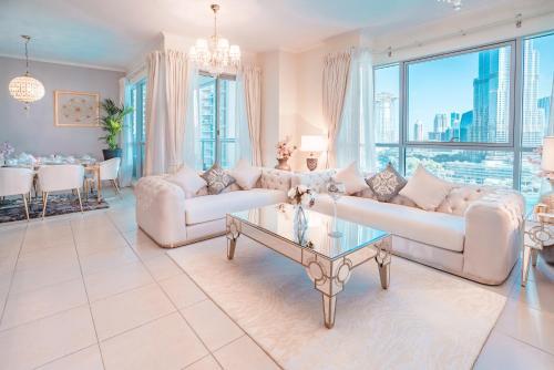 Elite Royal Apartment - Burj Residences T5 | Diamond