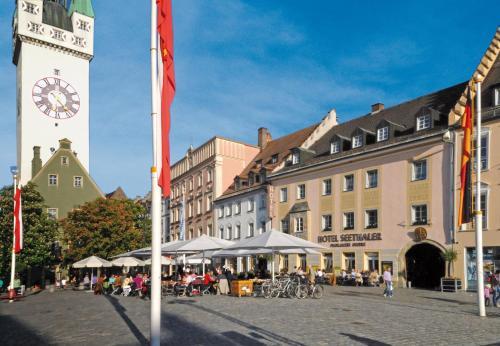 . Hotel Seethaler