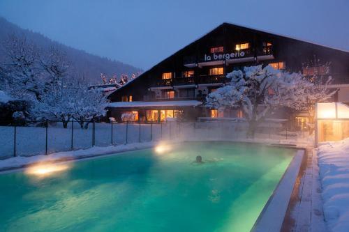 La Bergerie Authentic Hotels Morzine