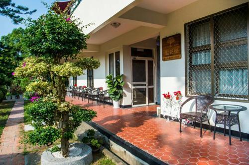 Xiaonanhai Garden Coffee Homestay