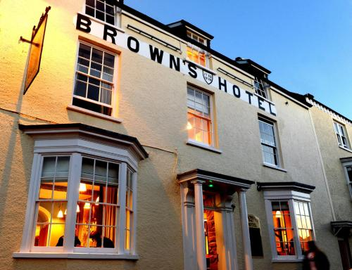 . The Brown's Hotel