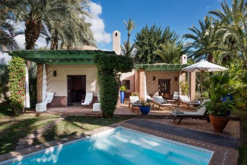 72 rue el Aandalib, Palmerais, Marrakech, 10160