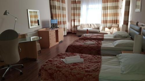 . Motel Domek Myśliwski