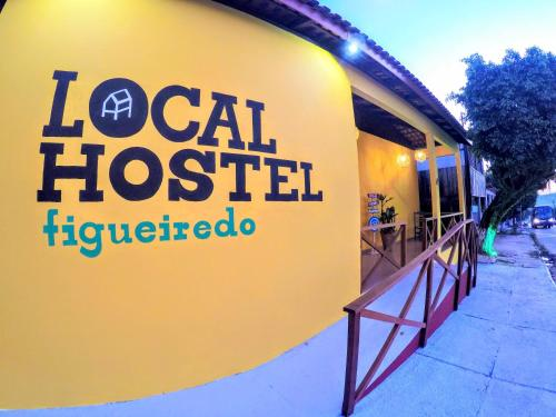 Local Hostel Figueiredo