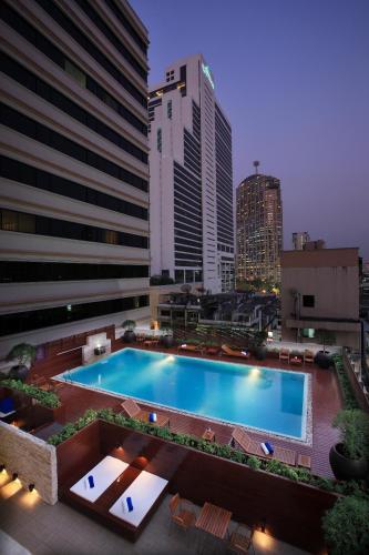 Marvel Hotel Bangkok impression
