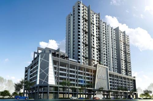 HOT! Niki Emira - AEON Mall - Stadium - MSU - Wifi, Kuala Lumpur
