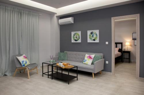 Omnia Pagrati Apartments 部屋の写真