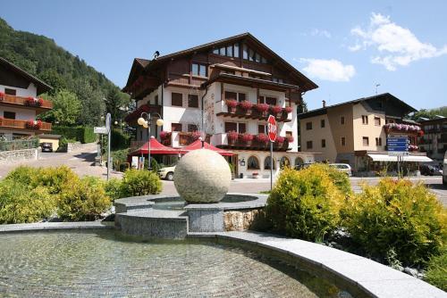 Hotel Eccher Mezzana