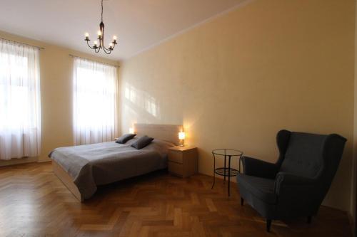 Apartment Lidicka Prague