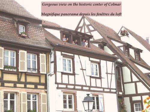 La Fabiola - Location saisonnière - Colmar
