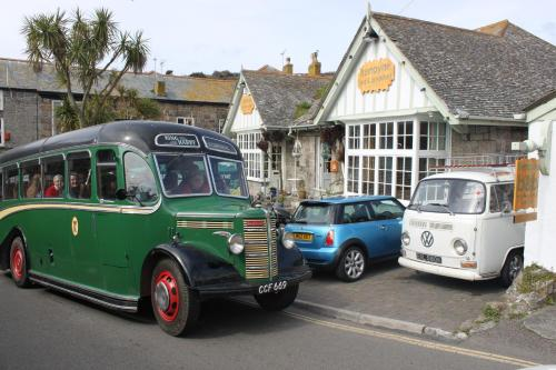 Tremayne Bed And Breakfast, Mousehole, Cornwall